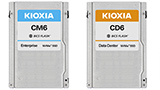 KIOXIA, per prima, presenta SSD Enterprise PCIe 4.0 con interfaccia U.3 da 6,9GB/s