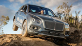 Bentley Bentayga, il SUV si controlla con l'Apple Watch