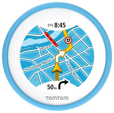 TomTom Vio - ecco il primo navigatore GPS per scooter