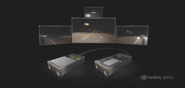 NVIDIA Drive Constellation