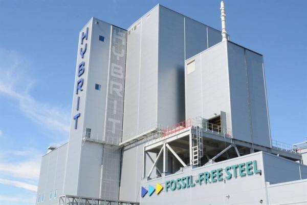 SSAB HYBRIT Fossil-free steel