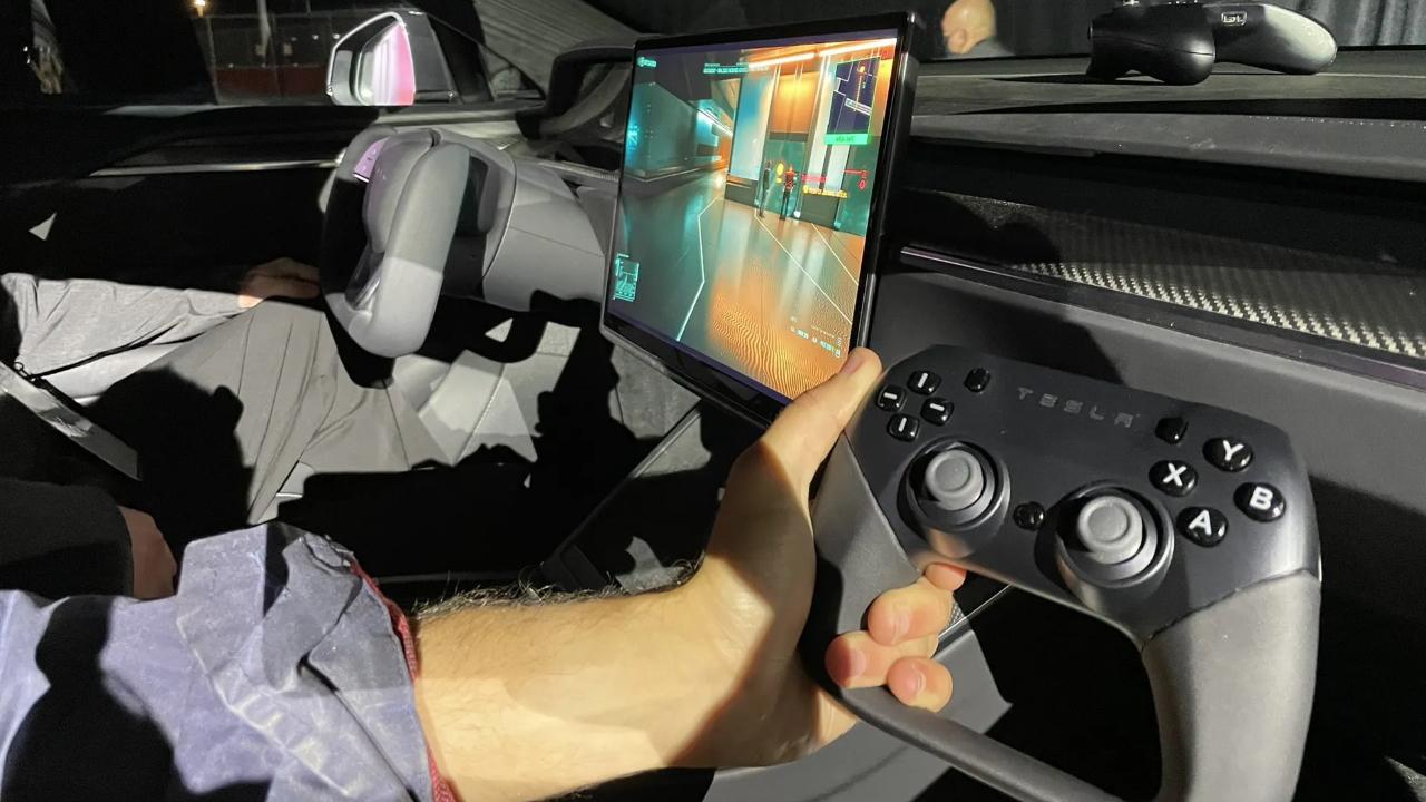 Tesla controller
