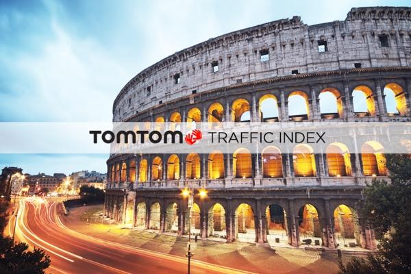 Traffico, Catania è la decima città più congestionata d'Italia