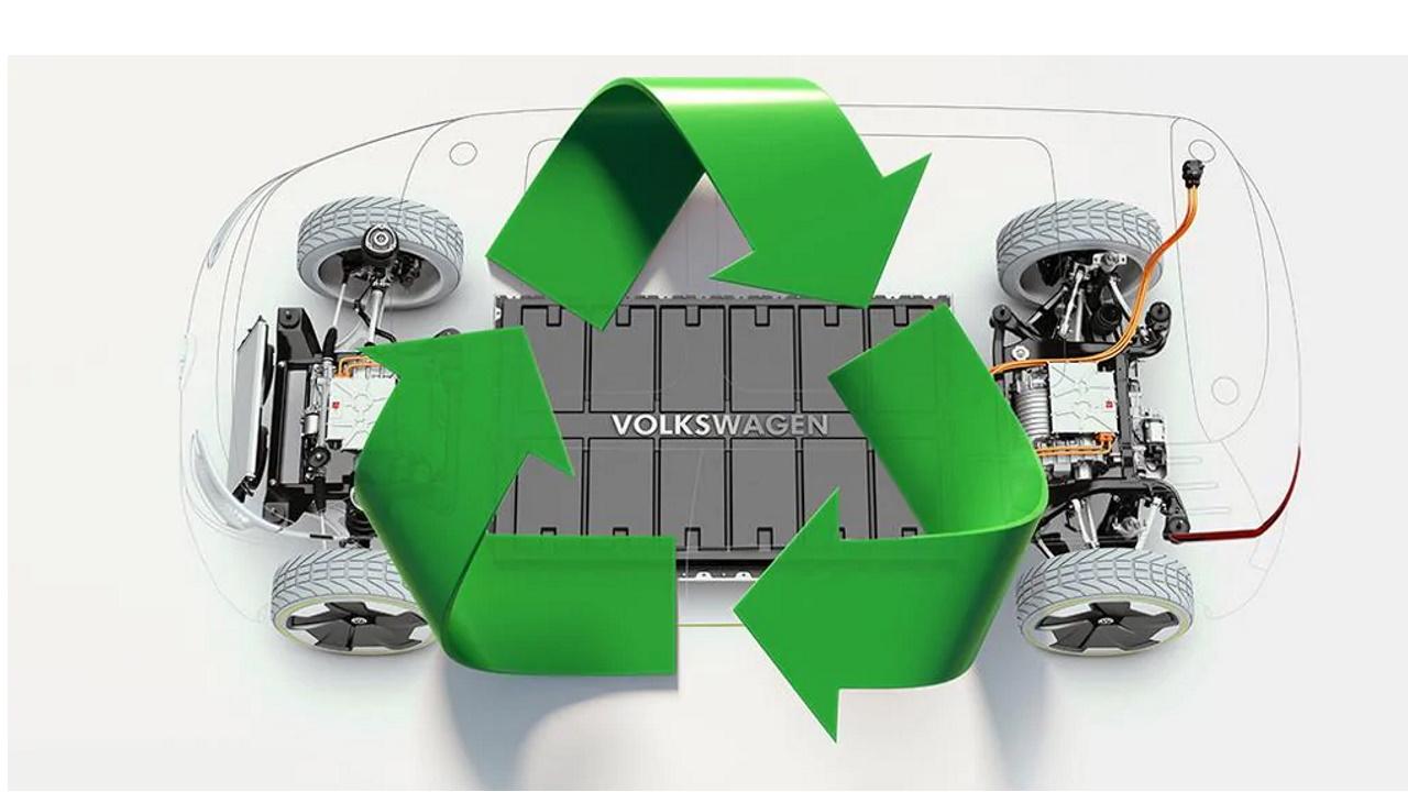 Volkswagen batterie